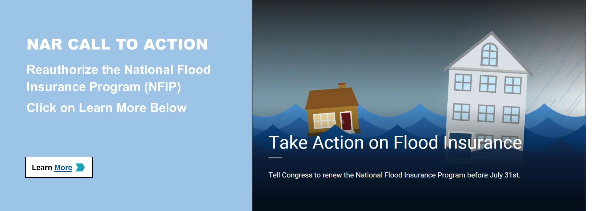 WPBOR_Slider_NAR-Reauthorize National Flood Insurance Program
