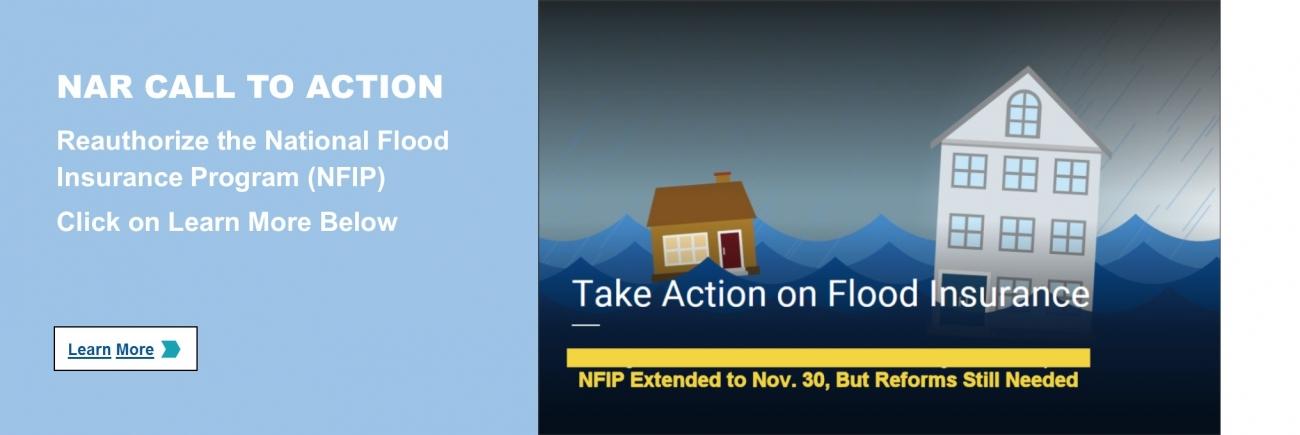 WPBOR_Slider_NAR-Reauthorize National Flood Insurance Program