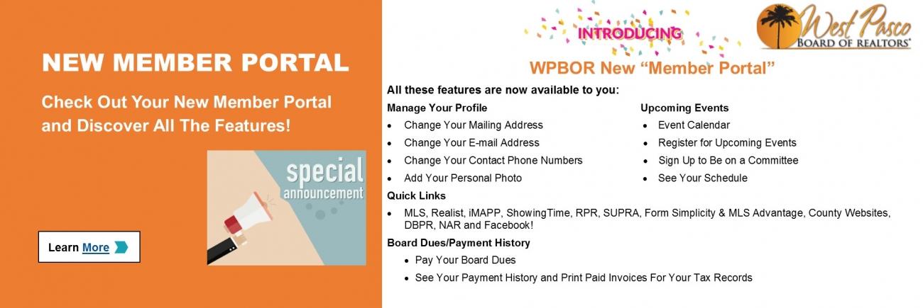 WPBOR_Website_Slider_New Member Portal