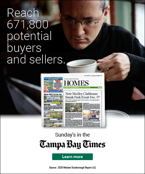 Tampa Bay Times Banner