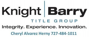 Knight Barry Title Group Logo
