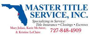 Master Title Logo